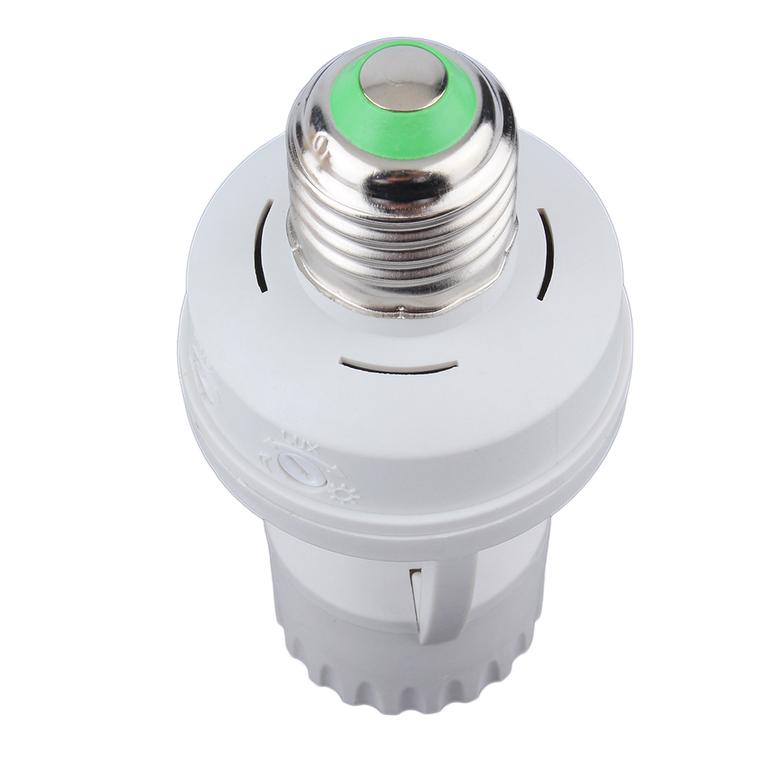 e27 led infrared motion detection light sensor light bulb switch home hr ebay. Black Bedroom Furniture Sets. Home Design Ideas