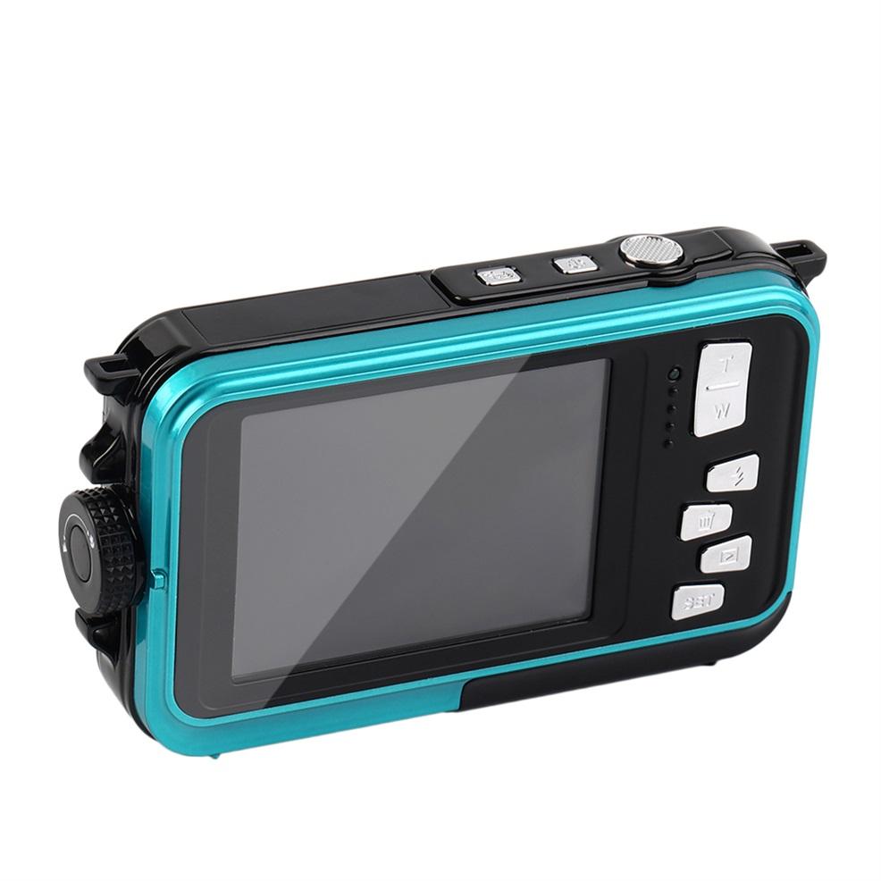 Appareil photo numérique 24MP étanche MAX 1080P Double ...