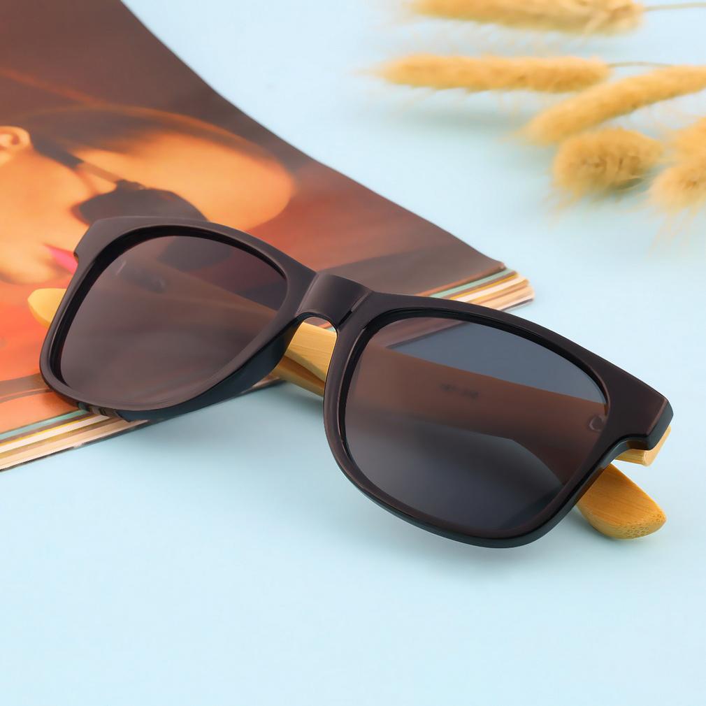 Wooden Sunglasses for Summer