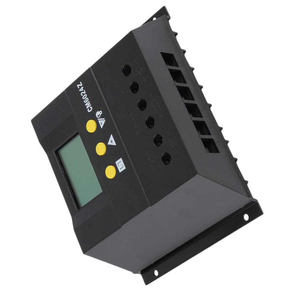 Allwin 60a 12 24v 48v Solar Regulator Solar Charge