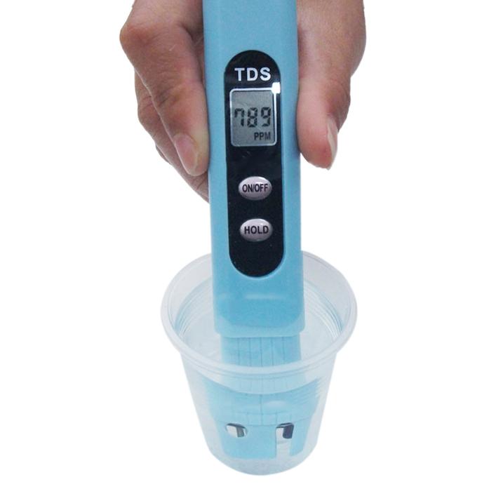 digital ph meter tds tester aquarium pool spa hydroponic water quality monitor u ebay. Black Bedroom Furniture Sets. Home Design Ideas